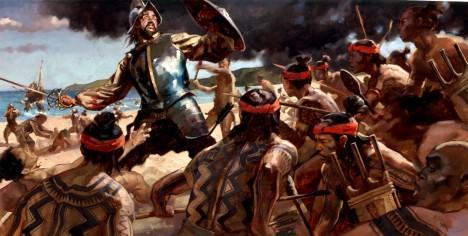 Vměšování do záležitostí filipínských domorodců se Fernaovi vymstí.