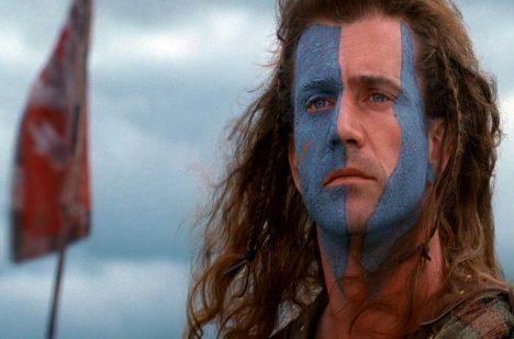 Z Chillinghamu vyráželi Angličané ztrestat vzpurné Skoty vedené Williamem Wallacem.