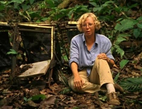 Do džungle se Juliana vrátila po vlastních stopách v roce 2000 v dokumentu režiséra Wernera Herzoga.
