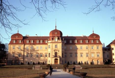 Zámek v Lánech. TGM si ho zamiloval natolik, že zde trávil většinu času. Na Pražském Hradě úřadoval pouhé dva dny v týdnu.