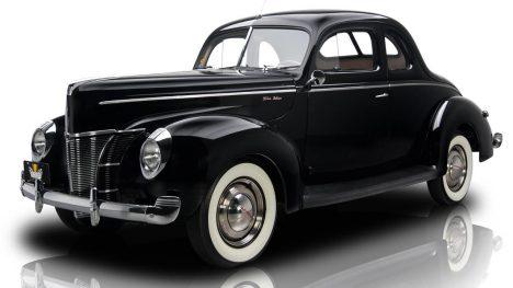 Za první lekci u Henryho Forda mladšího dostane luxusní vůz Ford.