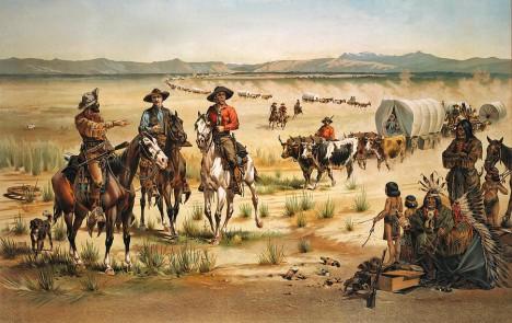 Zkušenosti s Indiány jsou kruté. Básníka považují za špeha a chtějí ho zastřelit.