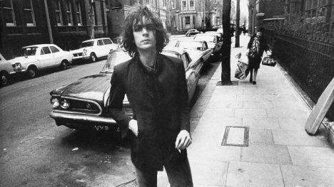Syd Barrett.