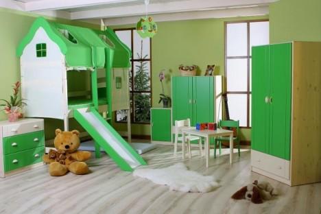 detsky-pokoj-zeleny