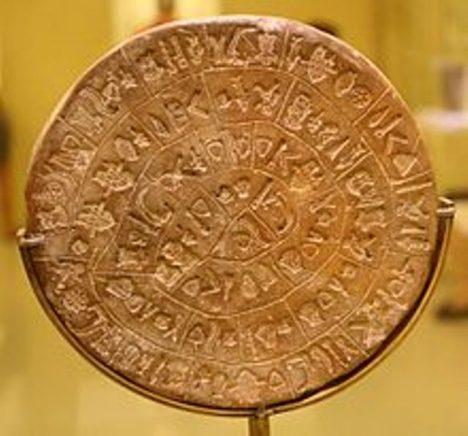 disk z Faistu