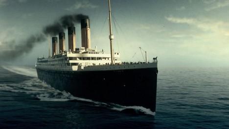 Nádherný a luxusní – největší parník své doby: Titanic.