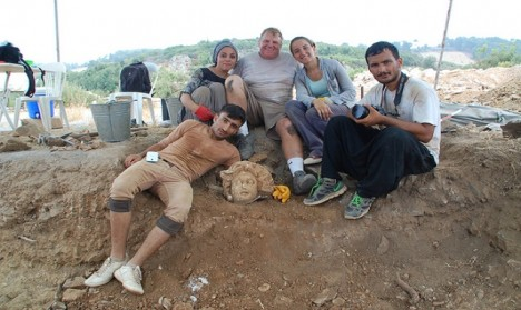 Archeologové slaví další významný objev.