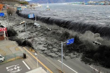 Některé přírodní katastrofy probíhají tak rychle, že způsobují velké škody a zanechávají po sobě oběti na životech.