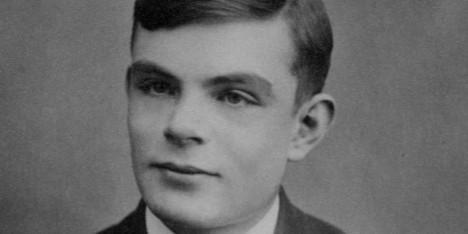 Alan Turing.