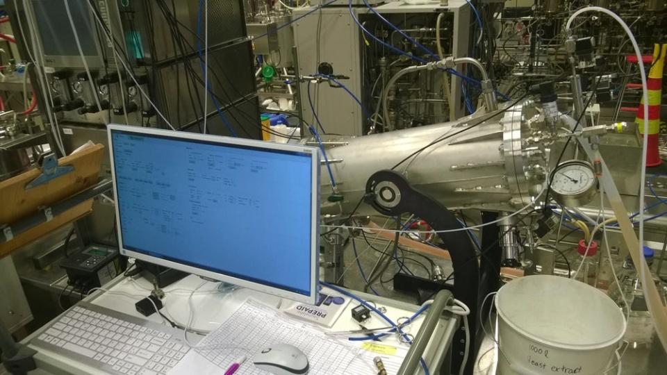 Jídlo vzniklo ve speciálním bioreaktoru.