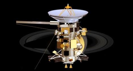 Sonda Cassini odhaluje tajemství Saturnu už od roku 1997.