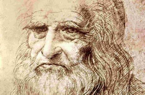 Leonardo da Vinci byl jedním z největších myslitelů všech dob.