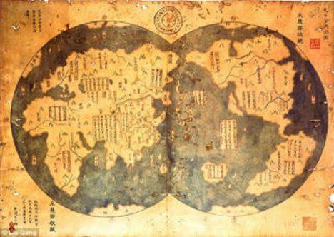 mapa 1418