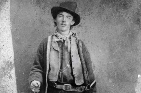 Billy Kid, největší psanec divokého západu