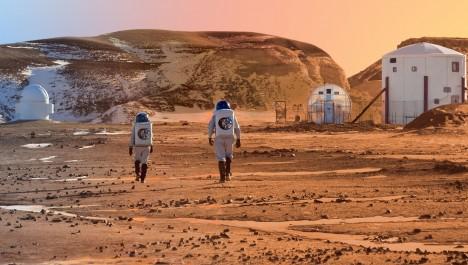 Pokud by se celý proces osvědčil, mohlo by to znamenat, že na Marsu vzniknou celé kolonie sbírající vodu. Možná by se tak usnadnil i pobyt lidské expedice.