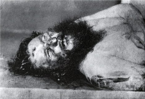 mrtvý Rasputin