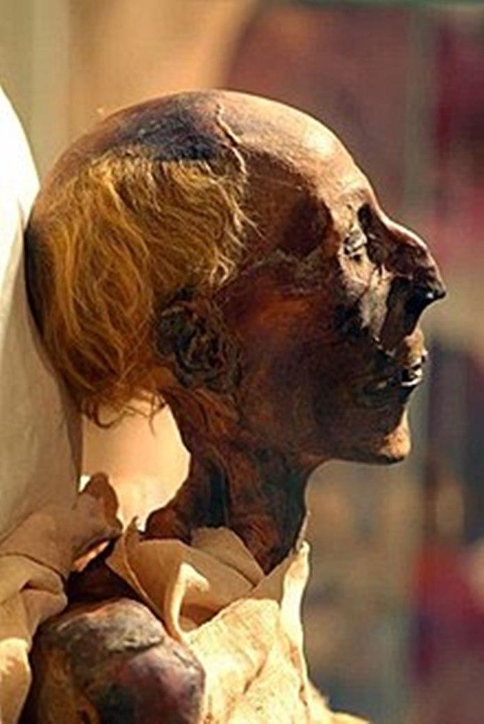 mumie Ramesse II