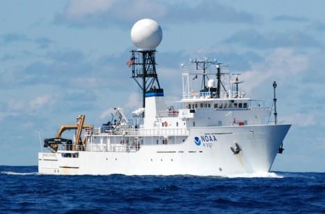 Loď Okeanos Explorer