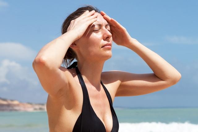 Úpal může zanechat trvalé následky v podobě poškození mozku.