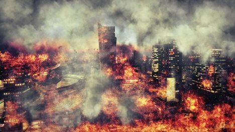 Hrozba výbuchu se stále reálná a měla by nedozírné následky.