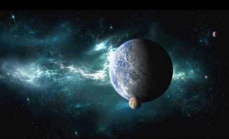 střetnutí vesmírů