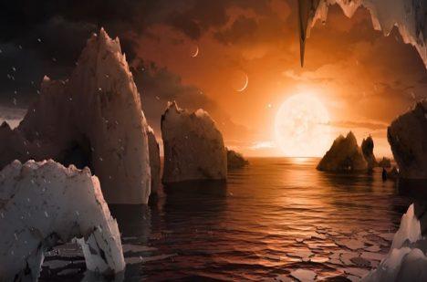 Takto nějak by podle vědců mohly vypadat některé z nalezených planet.