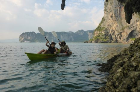 V Thajsku.