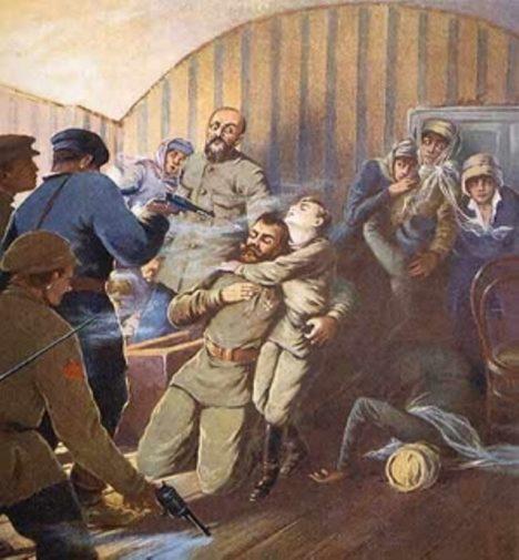 vražda Romanovců