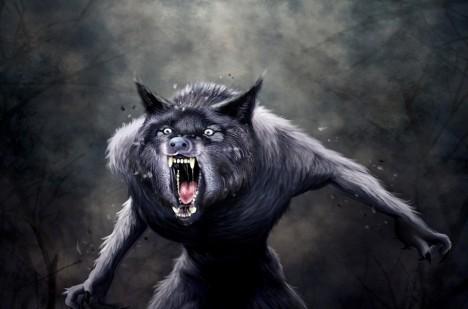 Řádil v okolí hradu vlkodlak?