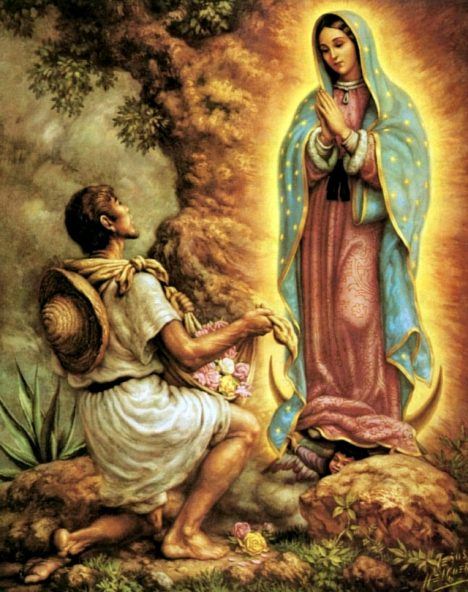zjevení Juanu Diegovi