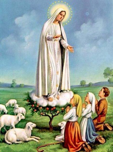 zjevení Marie ve Fátimě