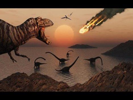 zkáza dinosaurů