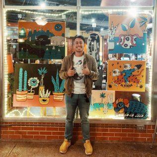 Gerardo Rodriguez @ North Loop