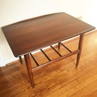 Vintage MCM End Tables Bassett Artisan Collection - EPOCH
