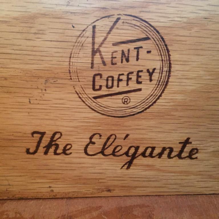 mid century modern bedroom set kent coffey elegante