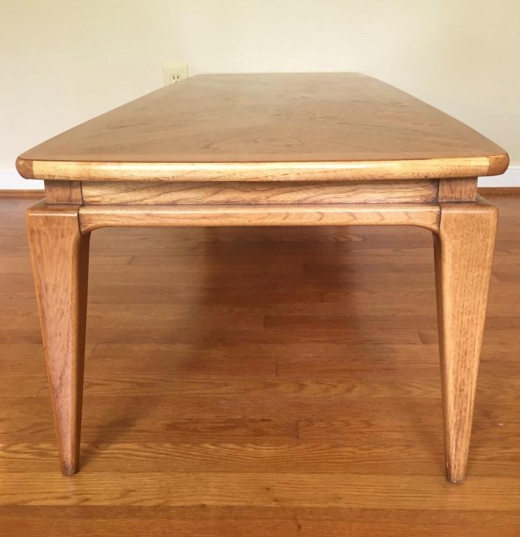 Mid Century Modern Lane Coffee Table 1962