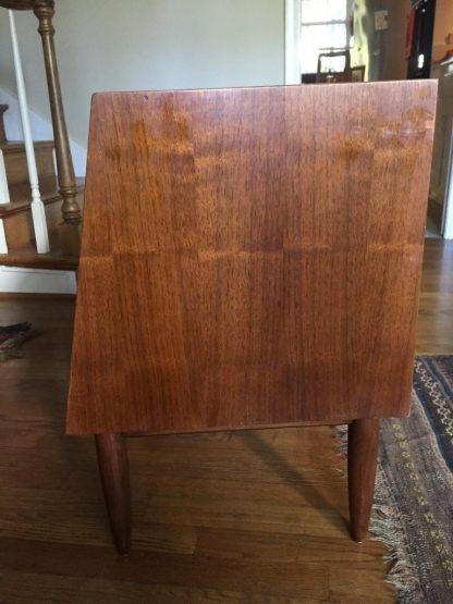 American of Martinsville mid century modern nightstands