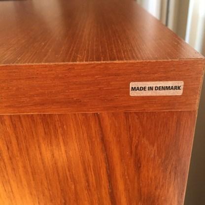 Danish Modern teak nightstands