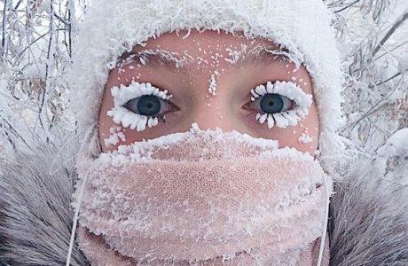 Como se vive no vilarejo mais frio do mundo onde o termômetro marcou -64 ºC