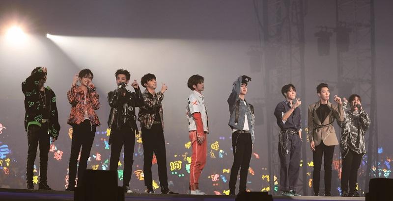 NINE PERCENT解散演唱會沒唱《Ei Ei》…愛奇藝回應「美好總留有遺憾 ...