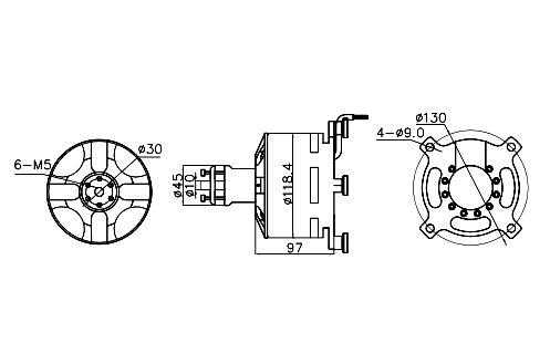 Brushless Motor Esc Wiring Stepper Motor ESC Wiring