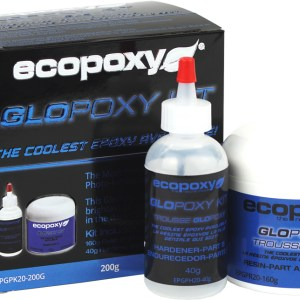 EcoPoxy GloPoxy_Resin_Epoxy_EcoFriendly_GloInTheDark_Blue