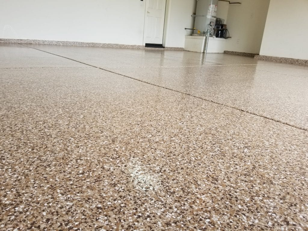 Garage Floor Epoxy Resurfacing In Glendale Ca