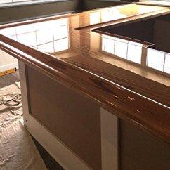 Kitchen Tops Wood Refurbished Appliances Epoxy Countertop Diy Countertops Bar Review Guide Top