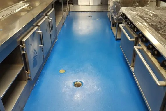 Commercial Kitchen Flooring Perth  Commercial Kitchen