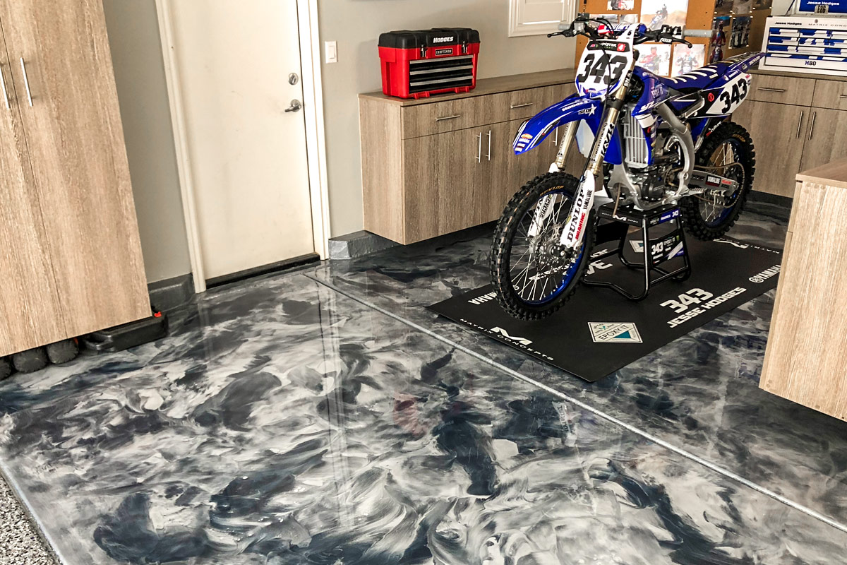 Metallic Garage Floor Coatings Epoxy It Socal