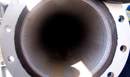 Nitrogen Purging gas pipeline