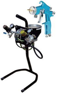 Diaphragm Pump + M22 HPA