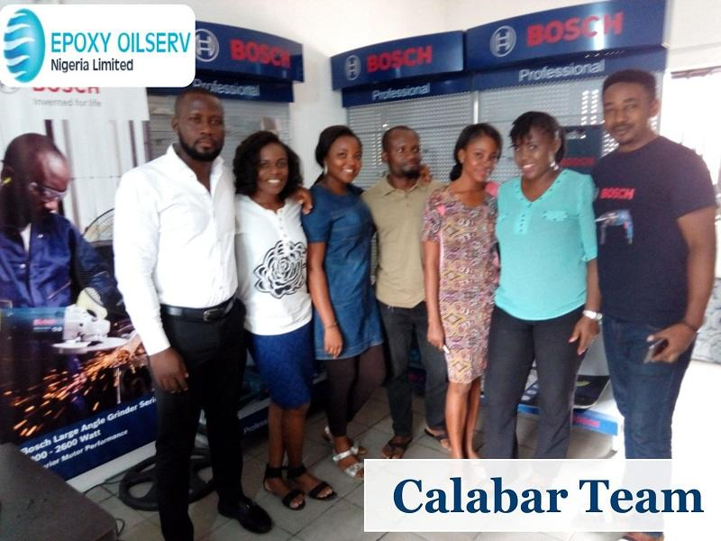 epoxy Oilserv opens calabar Office