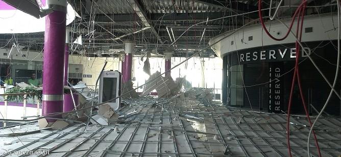 PCC po zawaleniu sufitu: zobacz jak wygląda w środku